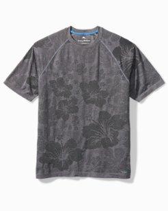 Big & Tall IslandActive® Hibiscus Cove Shirt