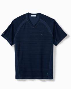 Big & Tall Fast Flip IslandActive® V-Neck T-Shirt