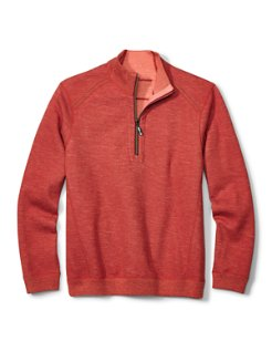 Big & Tall Flipsider Reversible Half-Zip Sweatshirt