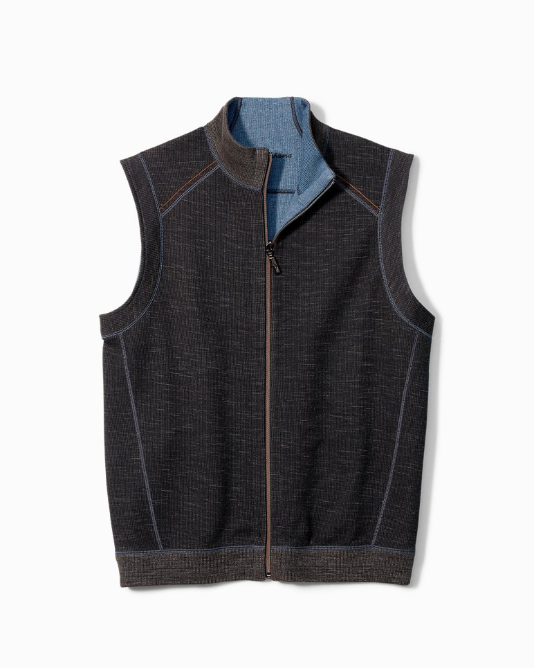 Main Image for Big & Tall Flipsider Reversible Full-Zip Vest