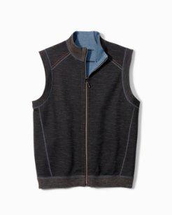 Big & Tall Flipsider Reversible Full-Zip Vest