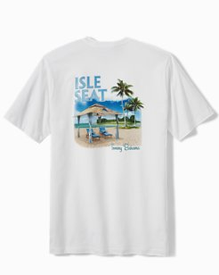Big & Tall Isle Seat T-Shirt