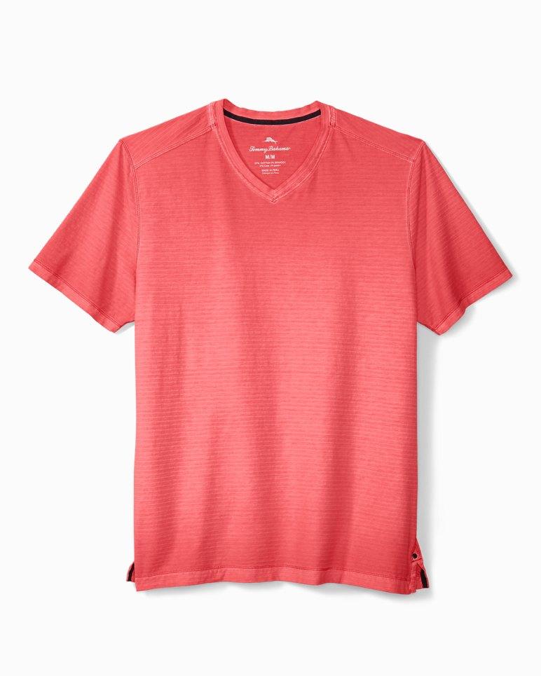 Main Image for Big & Tall Cirrus Coast V-Neck T-Shirt