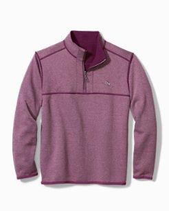 Big & Tall Bahama Blitz Fleece Half-Zip Sweatshirt