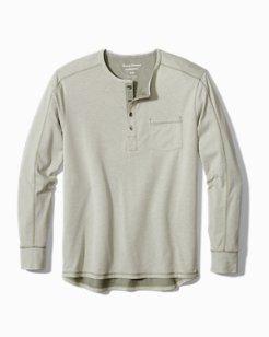 Big & Tall San Jacinto IslandZone® Henley Shirt
