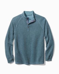 Big & Tall Palm Canyon Reversible Sweatshirt