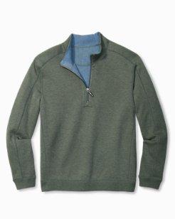 Big & Tall New Flipsider Half-Zip Sweatshirt