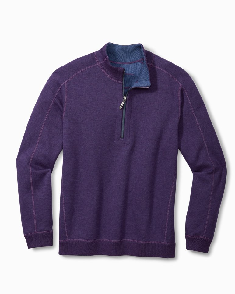 Main Image for Big & Tall New Flipsider Half-Zip Sweatshirt