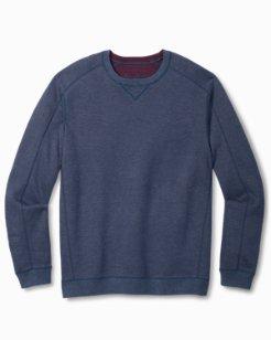 Big & Tall Flipsider Crew Sweatshirt