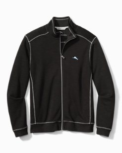 Big & Tall Tobago Bay Full-Zip Sweatshirt