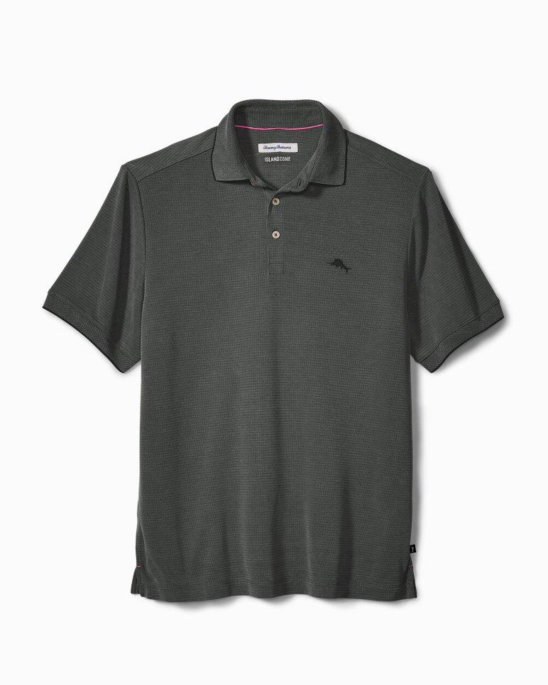 Main Image for Big & Tall Coastal Crest IslandZone® Polo