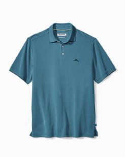Big & Tall Coastal Crest IslandZone® Polo