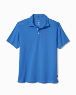 Big & Tall Tropicool IslandZone® Polo