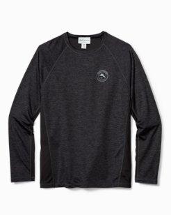 Big & Tall IslandActive® Frontside Flip Reversible T-Shirt