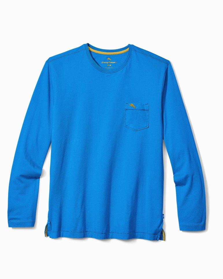 Main Image for Big & Tall Bali Skyline Long-Sleeve T-Shirt