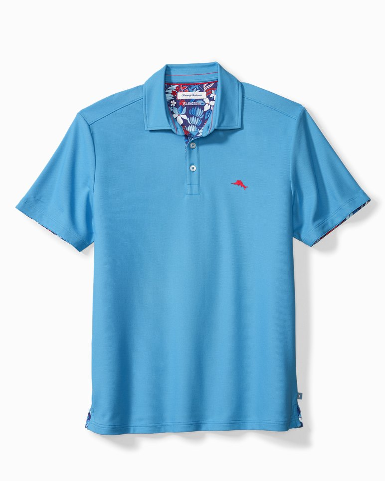 Main Image for Big & Tall Limited-Edition Emfielder 5 O'Clock Polo