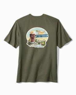 Big & Tall The Great Stoutdoors T-Shirt