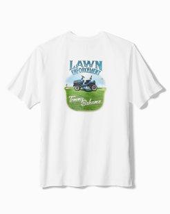 Big & Tall Lawn Enforcement T-Shirt