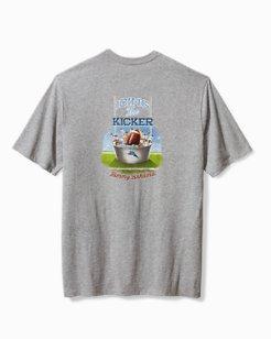 Big & Tall Icing The Kicker T-Shirt