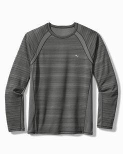 Big & Tall Palm Coast IslandZone® Crewneck Shirt