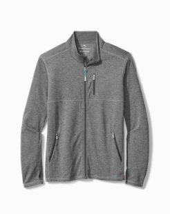 Big & Tall Beach Trek IslandActive® Full-Zip Sweatshirt