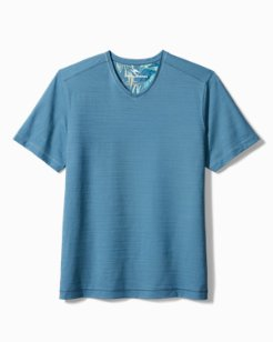Big & Tall Wave Tropic T-Shirt