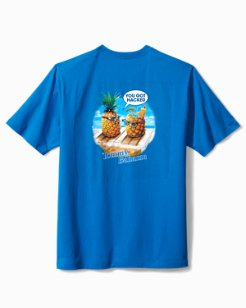 Big & Tall You Got Hacked T-Shirt