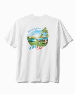 Big & Tall Scenic Drive T-Shirt