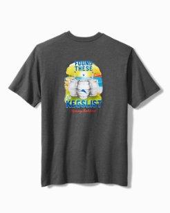 Big & Tall Found On Kegslist T-Shirt