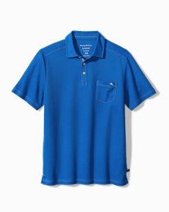 Big & Tall Emfielder Pocket IslandZone® Polo