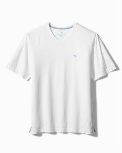Big & Tall New Bali Skyline V-Neck T-Shirt