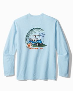Big & Tall This Is How I Roll Long-Sleeve T-Shirt