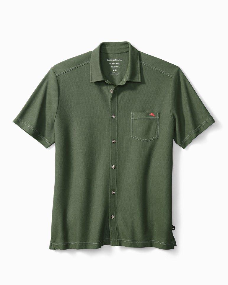 Main Image for Big & Tall Emfielder Knit Camp Shirt