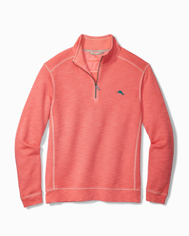 Main Image for Big & Tall Tobago Bay Half-Zip Sweatshirt