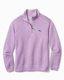 Big & Tall Tobago Bay Half-Zip Sweatshirt