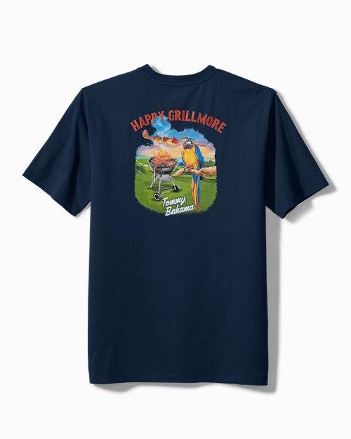 Big & Tall Happy Grillmore T-Shirt