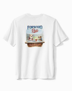 Big & Tall Forward Pass T-Shirt