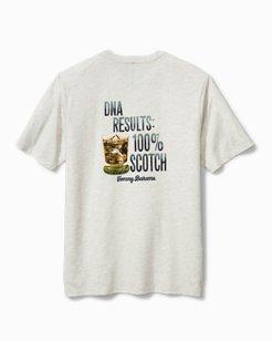 Big & Tall DNA Results T-Shirt