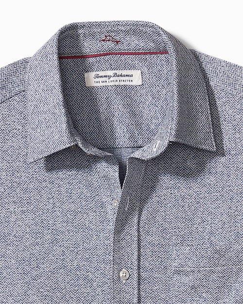 Big & Tall San Lucio Pattern IslandZone® Shirt