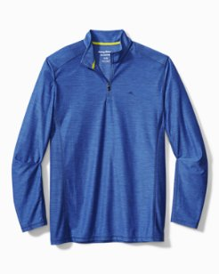 Big & Tall Palm Coast IslandZone® Half-Zip