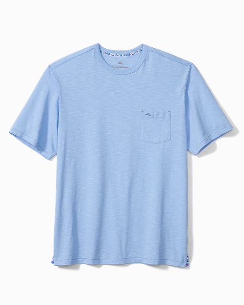 Big & Tall Bali Beach Crew T-Shirt