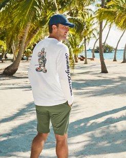 Big & Tall Disney Jungle Jubilee Long-Sleeve T-Shirt