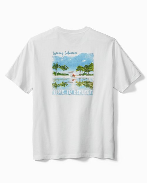 Big & Tall Time To Reflect T-Shirt
