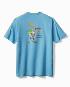 Big & Tall Gin Ups T-Shirt