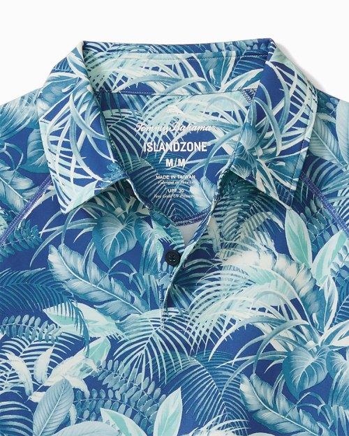 Big & Tall Fuego IslandZone® Palms Polo