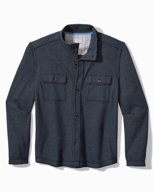 Big & Tall Montserrat Shirt Jacket