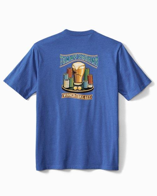 Big & Tall Winner Take Ale T-Shirt