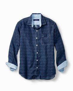 Big & Tall Beachy Breezer Linen Shirt
