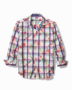 Big & Tall Vedado Plaid Shirt