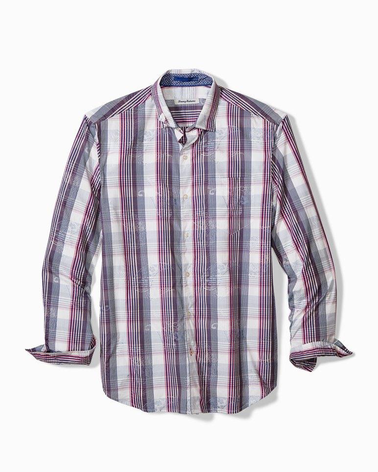Big & Tall Paisley Palooza Shirt | Tuggl